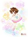 Tsuna (in girl clothes) - sawada-tsuna-tsunayoshi fan art