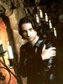 Vampire Caleb Morley, and Olivie (Livvie) Locke (Caleb's Soulmate)