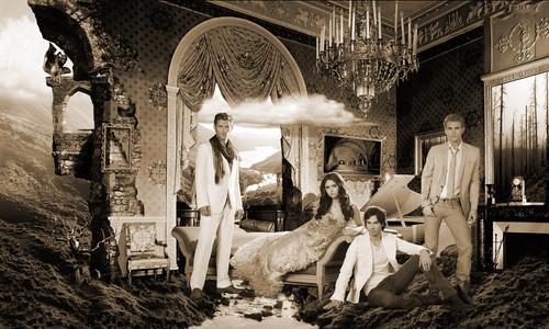 Vampire Diaries achtergronden