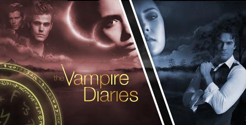 Vampire Diaries fondo de pantalla