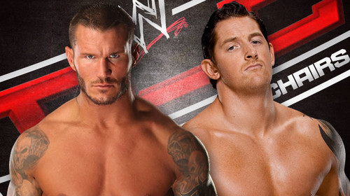 WWE TLC:Randy Orton vs Wade Barrett