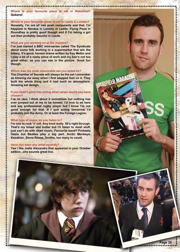 Wakefield Magazine [December 2011]