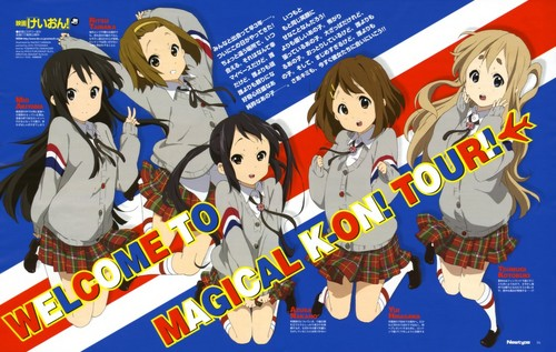 Welcome To Magical K-on! Tour~