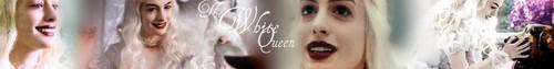 White 퀸 Banner #2