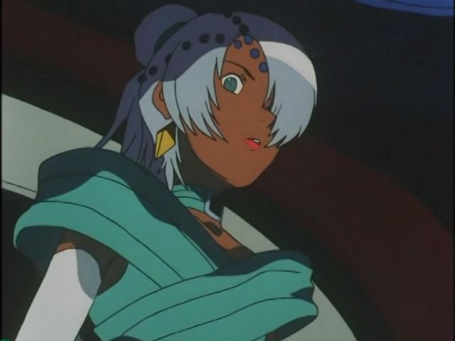 White Hair Anime Characters