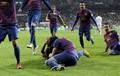 Xavi Hernandez - FC Barcelona (3) v Real Madrid (1) - La Liga