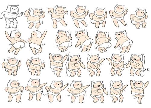 baby finn dancing