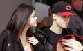 Justin Bieber and Selena Gomez: ring for her and for him bandages