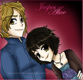jalice - alice-and-jasper photo