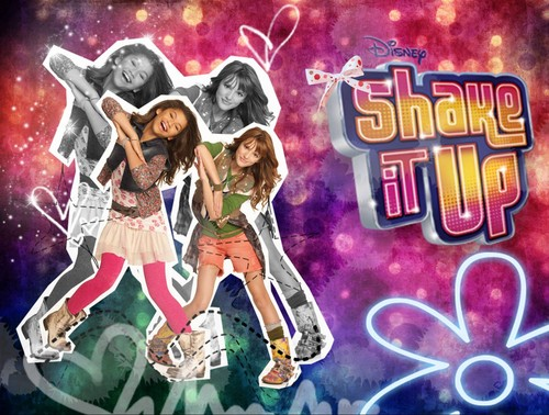 Shake It Up wallpaper with anime entitled shake it up...<3
