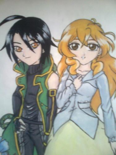 shun and alice together