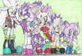 silvaze rules family - silvaze fan art