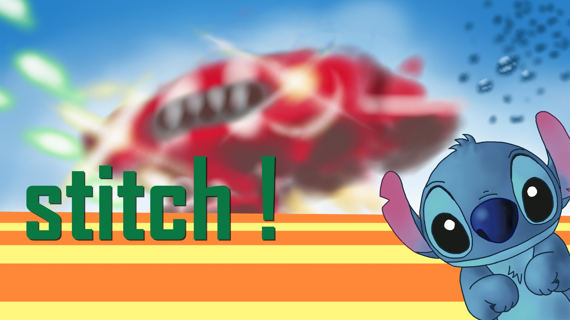 Lilo Stitch Images Stitch Hd Wallpaper And Background Photos