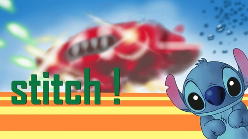 Lilo & Stitch Hintergrund probably with Anime titled stitch