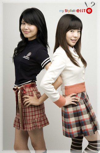 sunny and sooyoung