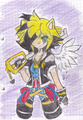 (Cosplay Request) .:Kingdom Hearts - Sora:. ~ Rima Angelhog - rima-the-hedgehog-and-friends photo