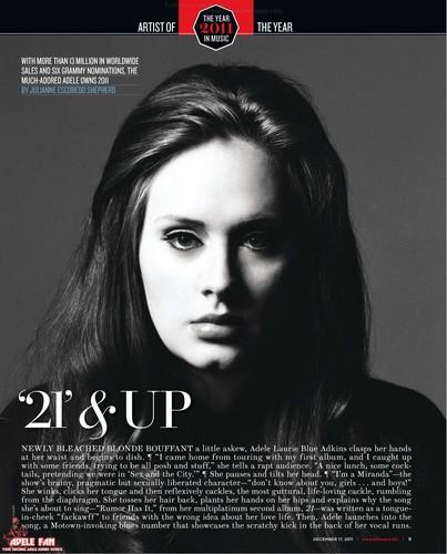 December 17, 2011 - Billboard