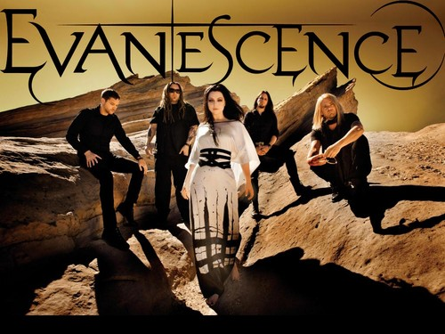 Evanescence wallpaper with a business suit titled ♥ Evanescence ♥