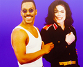 ★ Michael & Eddie ★ - michael-jackson photo