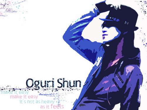 <<<Oguri Shun>>>