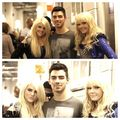 Destinee And Paris With Joe Jonas - destinee-monroe-and-paris-monroe photo