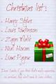 1D = Heartthrobs (Enternal Love) All I Want 4 Xmas Is 1D!! Love 1D Soo Much! 100% Real ♥ - allsoppa fan art