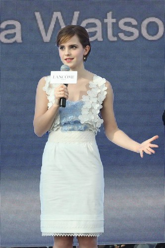 2011-Lancôme Press Conference in Hong Kong [December 7th]