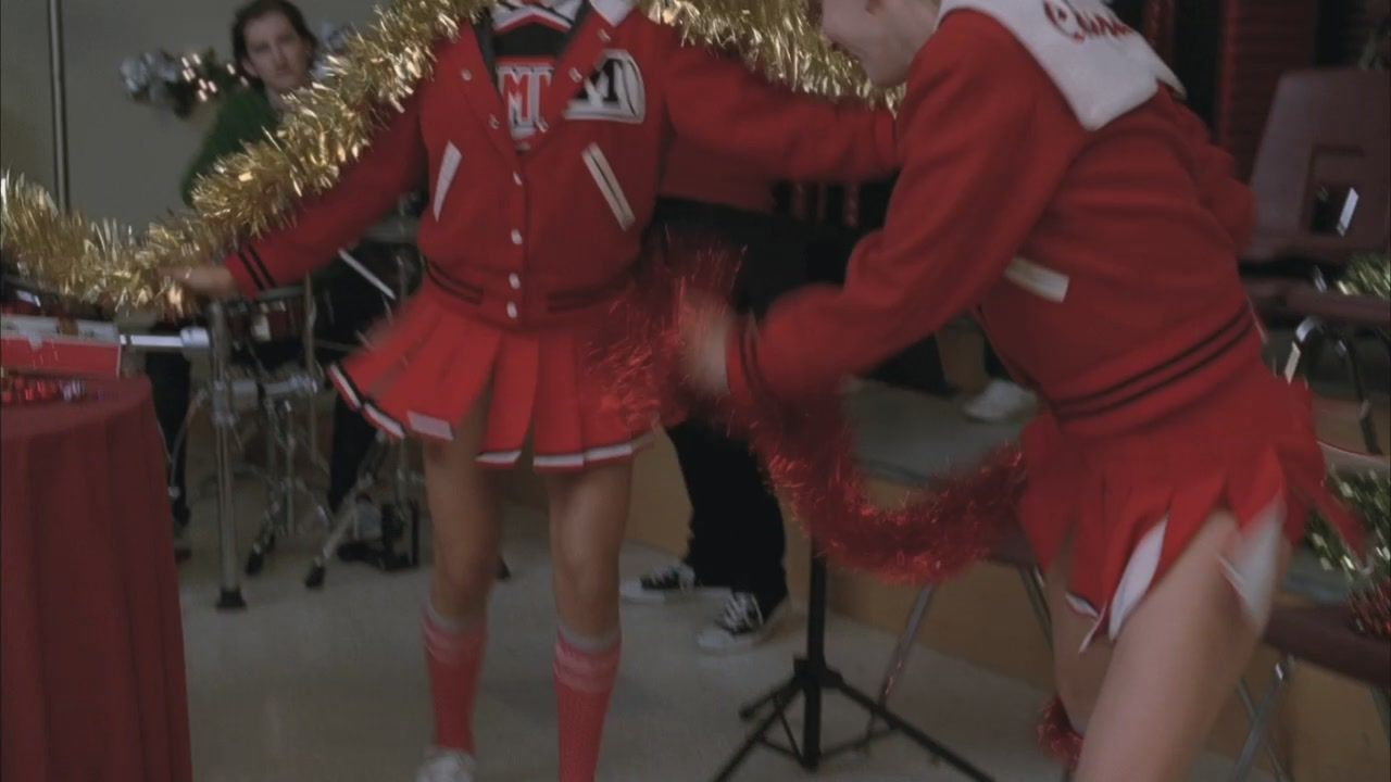 happy xmas glee