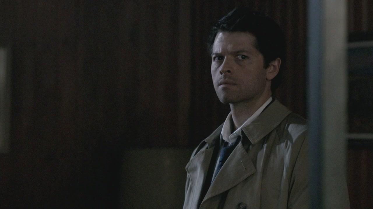Misha Collins Confused Gif dean-and-castiel Screencap