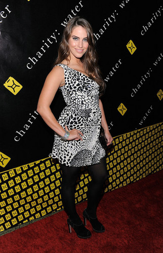 6th Annual Charity: Ball Benefiting charity:water Hosted By Jessica Biel