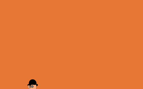 A Clockwork Orange wallpaper entitled A Clockwork Orange