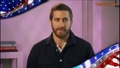 A special message from Jake Gyllenhaal to the troops - WWE Tribute to the Troops 2011 - jake-gyllenhaal photo