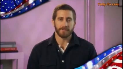 A special message from Jake Gyllenhaal to the troops - ডবলুডবলুই Tribute to the Troops 2011