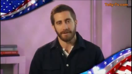 A special message from Jake Gyllenhaal to the troops - WWE Tribute to the Troops 2011