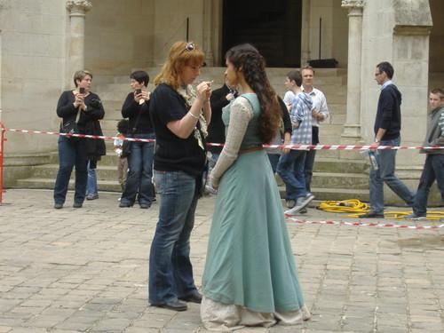 ABC Prep for Scene (5) - Pierrefonds