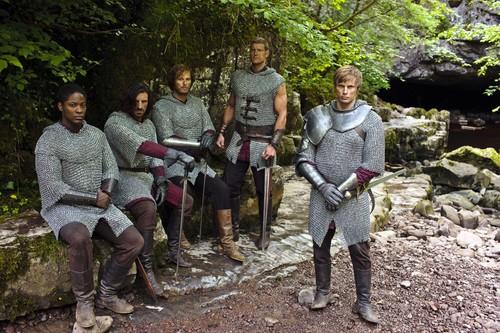 Aithusa - Arthur and the Knights