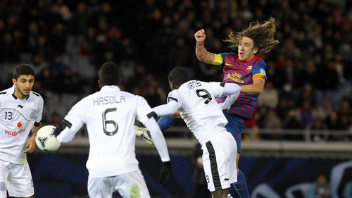 Al-Sadd - FC Barcelona (0-4)