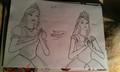 Alexa and Liana DC - barbie-movies fan art
