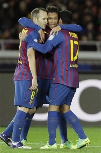 Andres Iniesta- FC Barcelona (4) v Al-Sadd Sports Club (0) - FIFA Club World Cup [Semi Final]