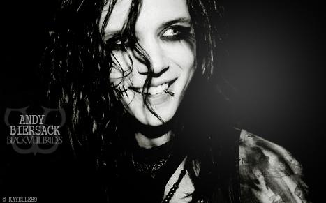 Andys amazing smile