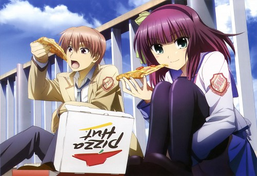 yuri yurippe nakamura images angel beats yuri and  yuri yurippe nakamura images angel beats yuri and background photos