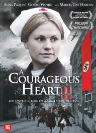 Anna Pequin who play Irena in The Courageous coração
