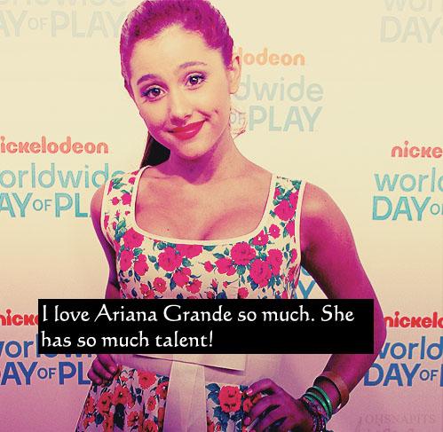 Ariana Grande Confessions
