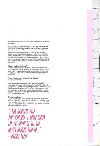 Aubrey in Lula Magazine - 2011