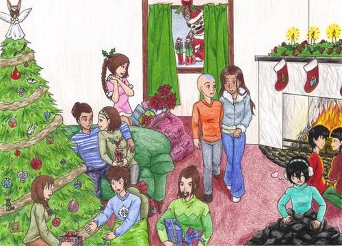 アバター クリスマス