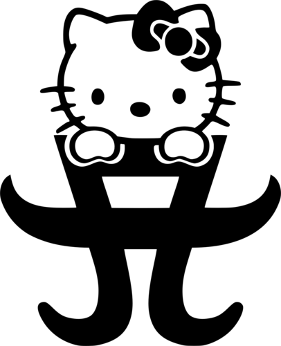 Ayu Logo - With Hello Kitty