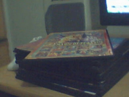 Barbie And Dp's Dvds of mine
