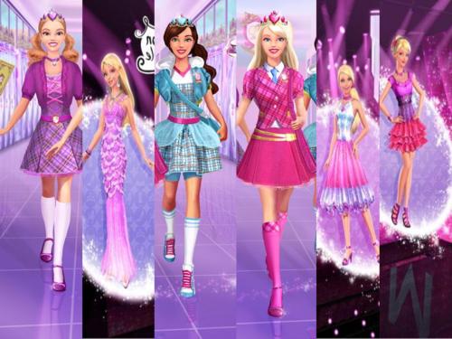 Barbie picha