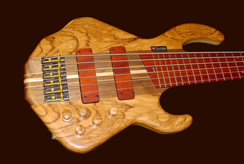 Bass Duvoisin, 6 strings