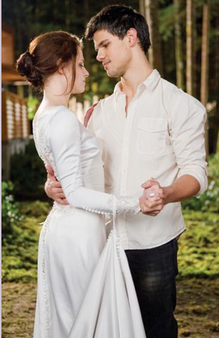 Breaking Dawn Stills - jacob-and-bella Photo